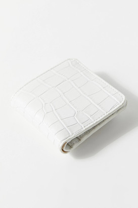 Urban Outfitters Square Snap Wallet