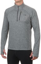 The North Face Impulse Active Shirt - Zip Neck, Long Sleeve (For Men)