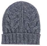 Gran Sasso Men's Blue Silk Hat.
