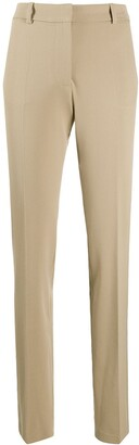 Joseph Comfort-Fit High-Rise Trousers
