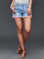 Gap ORIGINAL 1969 best girlfriend exposed pocket shorts