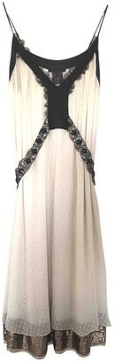 Derek Lam White Silk Dress for Women