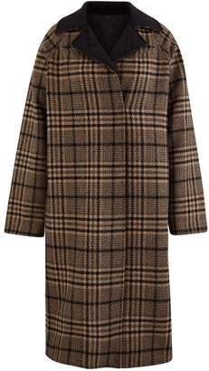 Ganni Belted coat