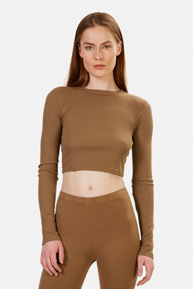Cotton Citizen Verona Crop Shirt