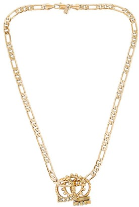 Vanessa Mooney The Tri-Ring Necklace