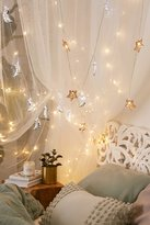 Urban Outfitters Copper Star String Lights