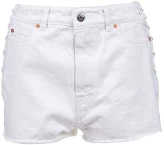 IRO Slim Fit Denim Shorts