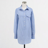 J.Crew Factory Factory stripe pocket tunic