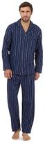 Maine New England Navy Stripped Cotton Pyjama Set