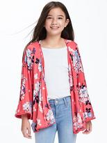 Old Navy Open-Front Kimono for Girls