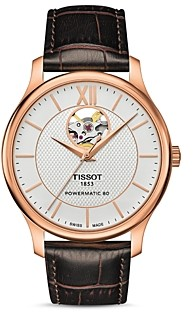Tissot Tradition Watch, 40mm
