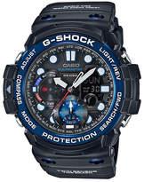 G-Shock Gulfmaster Black Dial Black Resin Strap Watch