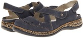 Rieker 46379 Daisy 79 Women's Hook and Loop Shoes