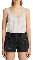 AllSaints Covey Knit Tank
