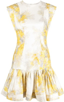 Zimmermann Wattle print cotton dress
