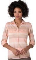 Lapis Women's Toad & Co Airbrush Long Sleeve Shirt