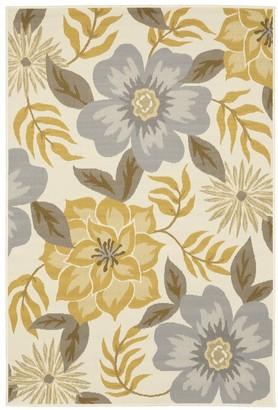 StyleHaven Clarissa Floral Bouquet Indoor/Outdoor Area Rug