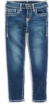 True Religion &Casey& Skinny Jeans (Toddler Girls & Little Girls)