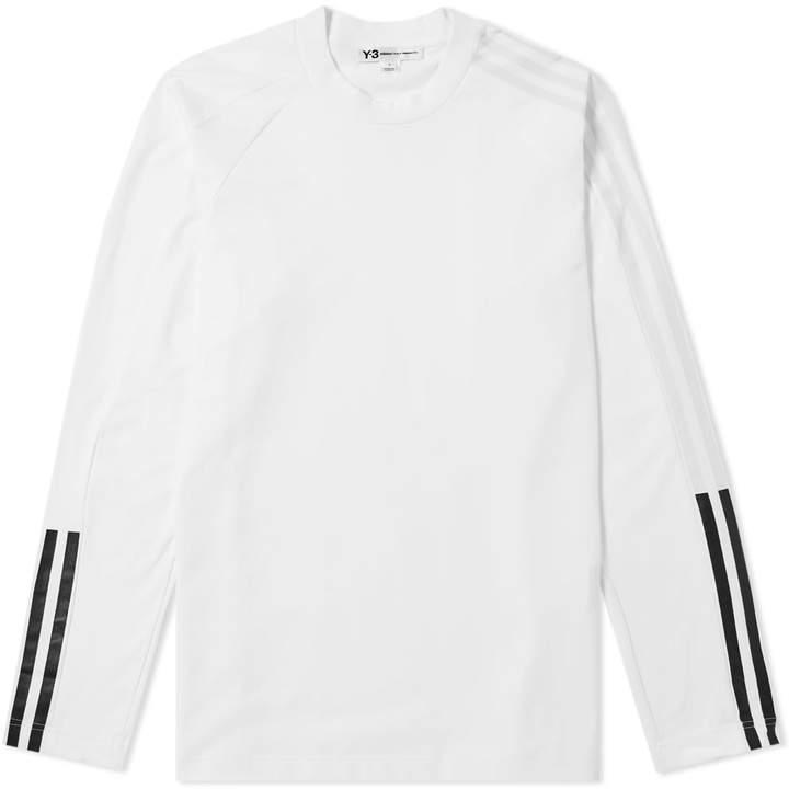 ec08d247d5 Long Sleeve Stripe Shirt Mens Black White - ShopStyle