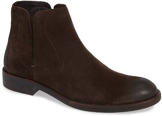 John Varvatos Waverly Covered Chelsea Boot