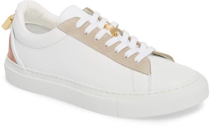 Buscemi Tennis Lock Sneaker