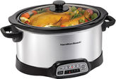 Hamilton Beach 6-qt. Programmable Oval Slow Cooker