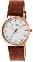 Simplify Unisex The 2800 Quartz Watch