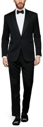Ralph Lauren Handmade Peak-Lapel Tuxedo