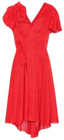 DELPOZO Asymmetric dress