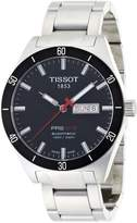 Tissot watch PRS516 Black T0444302105100 Men's