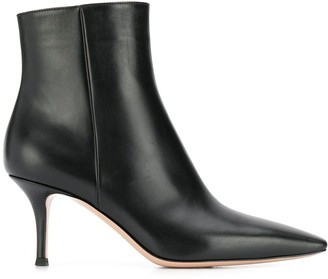 Gianvito Rossi Stiletto Ankle Boots