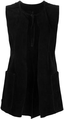 A.N.G.E.L.O. Vintage Cult 1970s Tie Fastening Vest