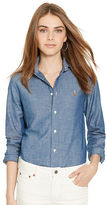 Polo Ralph Lauren Custom-Fit Chambray Shirt