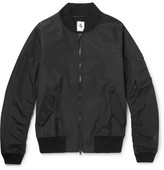 Nike Shell Bomber Jacket - Black