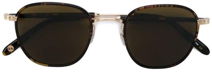 Garrett Leight Grant 49 Round Frame Sunglasses