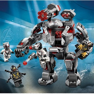 Lego 76124 Marvel Avengers War Machine Buster Figure