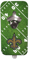 Team Sports America NFL Magnetic Bottle Opener NFL Team: New Orleans Saints