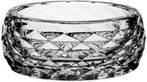 William Yeoward Amber Salt Dish & Spoon Set
