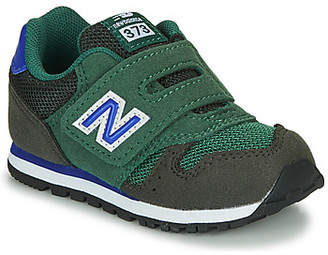 New Balance 373 boys's Shoes (Trainers) in Green