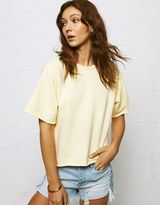 American Eagle Outfitters Don't Ask Why Raw Edge T-Shirt