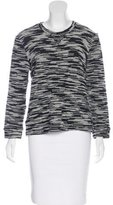 Jenni Kayne Patterned Knit Sweater