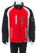 Bogner Hooded Racing Team Jacket