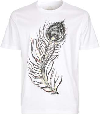 Pal Zileri Feather T-Shirt