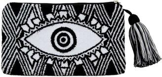 Mama Tierra Evil Eye S Plus Clutch