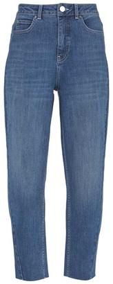Mint Velvet Dallas Indigo Tapered Jeans