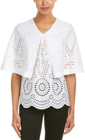 Stella McCartney Peyton Eyelet Top