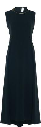 Victoria Beckham A-Line Cady Midi Dress