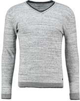Eleven Paris Ruvi Jumper Light Grey Melanged