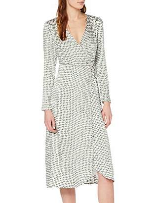 Glamorous Women's WRAP Dress,8 (Size:8)