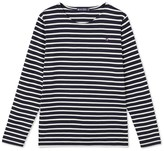 Petit Bateau Mens light jersey sailor T-shirt